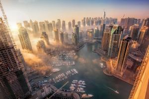 Dubai Marina. Living & Working in Dubai